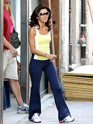 WORKOUT GIRL photo | Eva Longoria