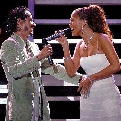 DAZZLING DUET photo | Jennifer Lopez, Marc Anthony