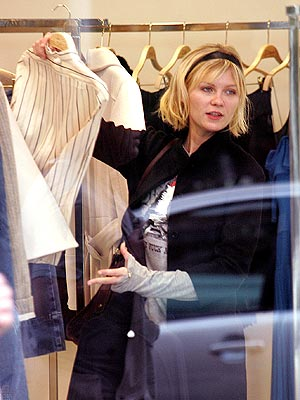 SHOP, GIRL photo | Kirsten Dunst