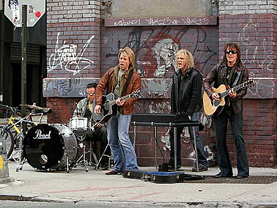 BUSKER DO photo | Jon Bon Jovi