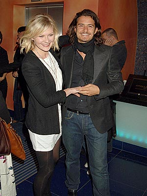 TOWN-IES photo | Kirsten Dunst, Orlando Bloom