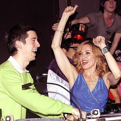 HEY, MS. DEEJAY photo | Madonna