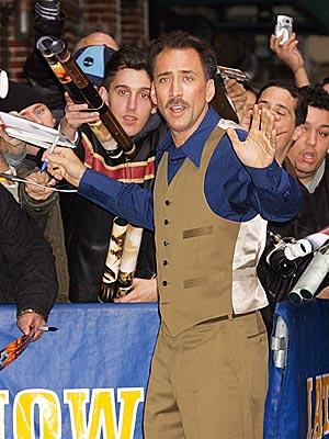 SUPERDAD photo | Nicolas Cage