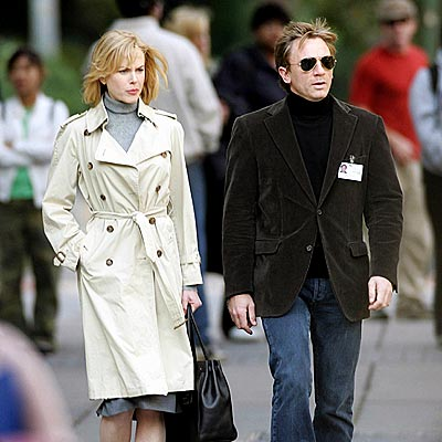 BLONDE & BOND photo | Daniel Craig, Nicole Kidman