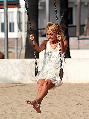 SWING SET photo | Nicole Richie