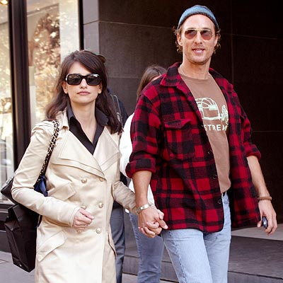 EUROPEAN VACATION photo | Matthew McConaughey, Penelope Cruz