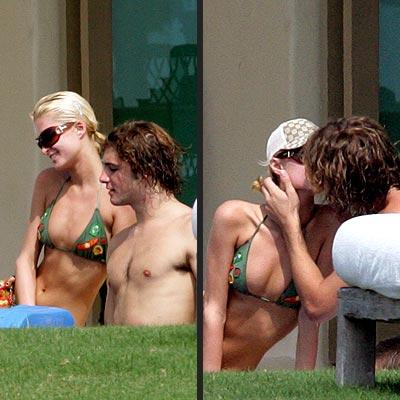 GOING GREEK photo | Paris Hilton, Stavros Niarchos