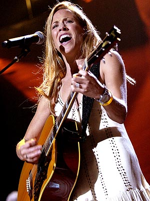 WILDFLOWER POWER photo | Sheryl Crow