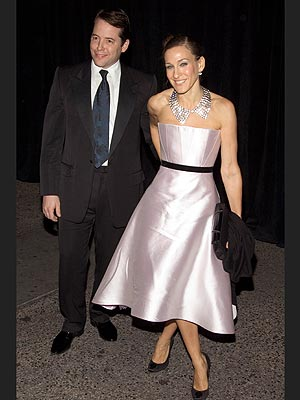 DYNAMIC DUO photo | Matthew Broderick, Sarah Jessica Parker