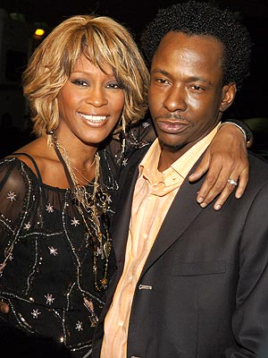 THEIR PREROGATIVE photo | Bobby Brown, Whitney Houston