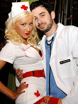 STRONG MEDICINE photo | Christina Aguilera, Jordan Bratman