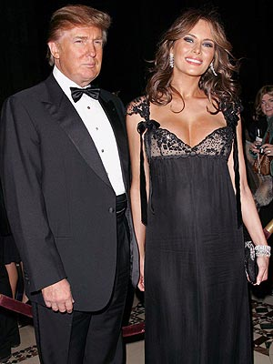 TRUMP BUMP photo | Donald Trump, Melania Trump