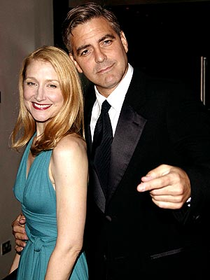 'GOOD' FRIENDS photo | George Clooney, Patricia Clarkson