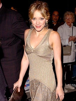 THE GLITTERATI photo | Hilary Duff