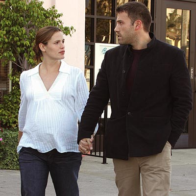 HOME STRETCH photo | Ben Affleck, Jennifer Garner