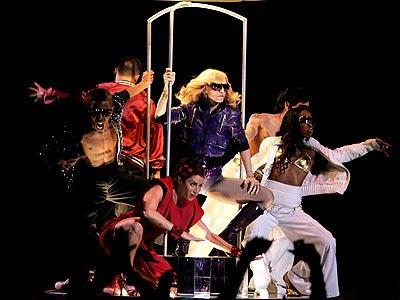 FLASHBACK ACT photo   Madonna