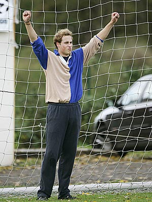 KEEPING SCORE photo | Prince William