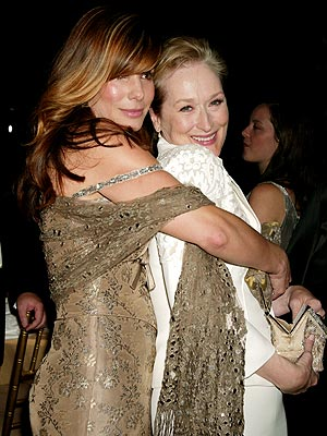 CLOSE ENCOUNTER photo | Meryl Streep, Sandra Bullock