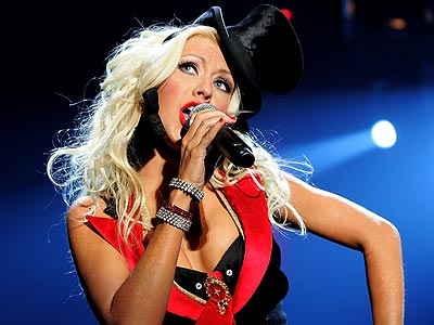 MAD HATTER photo | Christina Aguilera