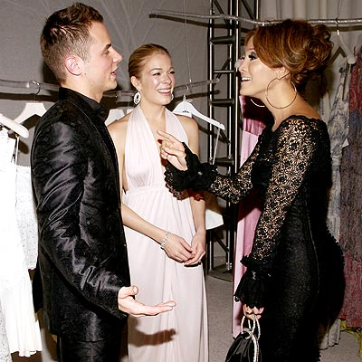 CLOTHES FOR A CAUSE photo | Jennifer Lopez, LeAnn Rimes