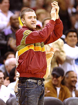 B-BALL BOY photo | Justin Timberlake