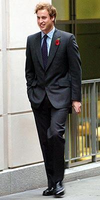 WORKING STIFF photo | Prince William