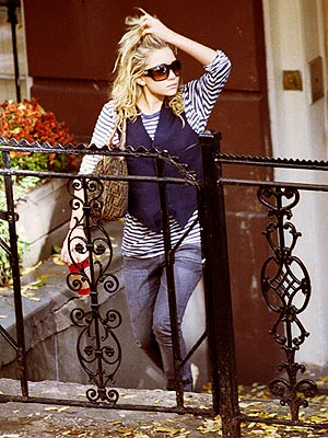 FALL GIRL photo | Ashley Olsen