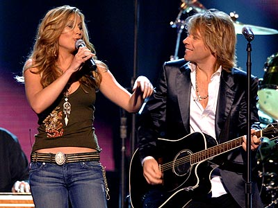 'HOME' SWEET HOME photo | Jennifer Nettles, Jon Bon Jovi
