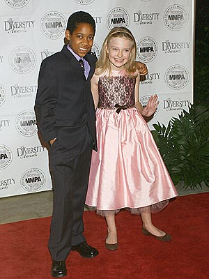 NEXT GENERATION photo | Dakota Fanning, Tyler James Williams