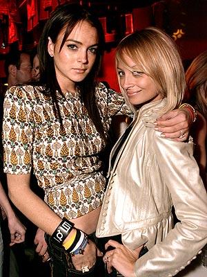 GOOD GENES photo | Lindsay Lohan, Nicole Richie