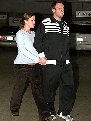 COUNTING DOWN photo | Ben Affleck, Jennifer Garner