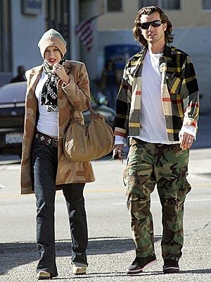 L.A.M.B. CHOPS photo | Gavin Rossdale, Gwen Stefani