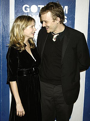 HI, MOM & DAD! photo | Heath Ledger, Michelle Williams
