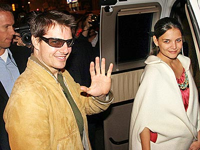 SHANGHAI SURPRISE photo | Katie Holmes, Tom Cruise