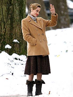 SNOW JOB photo | Angelina Jolie