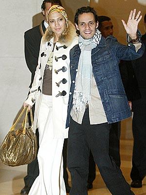 JET-SETTERS photo | Jennifer Lopez, Marc Anthony