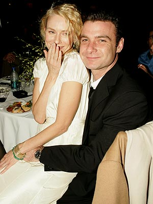 MONKEY BUSINESS photo | Liev Schreiber, Naomi Watts