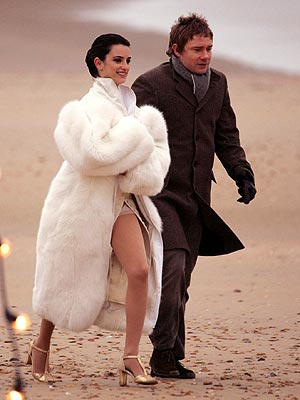 THE COLD, COLD NIGHT photo | Martin Freeman, Penelope Cruz