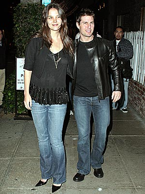 MIDNIGHT SNACK photo   Katie Holmes, Tom Cruise