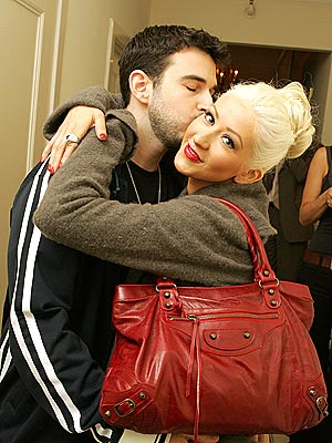 KISS, KISS photo | Christina Aguilera, Jordan Bratman
