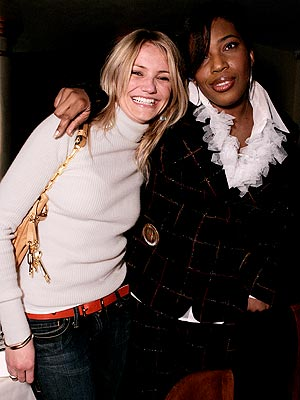 SWEET MUSIC photo | Cameron Diaz, Macy Gray