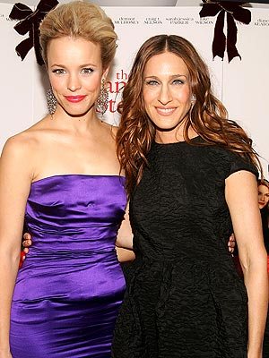 'FAMILY' AFFAIR photo | Rachel McAdams, Sarah Jessica Parker
