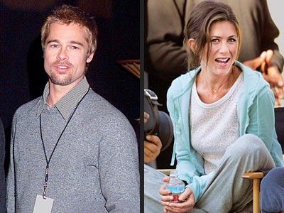 MOST HOPEFUL SIGN photo | Brad Pitt, Jennifer Aniston