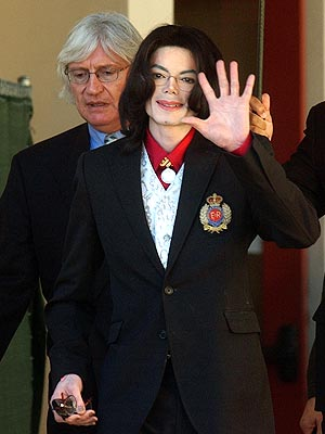 MOST SUBDUED DEFENDANT photo | Michael Jackson