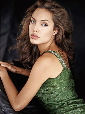 jenn beautiful Angelina Jolie