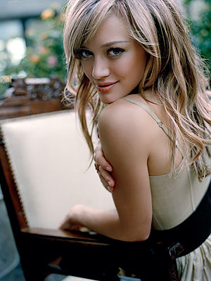 photo of Hilary duff