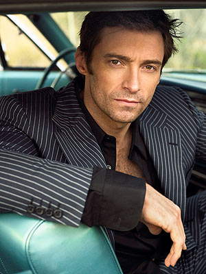 Hugh Jackman : People.