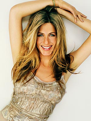 jennifer aniston sexy hair
