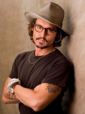 Johnny Depp : People.