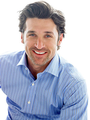Patrick Dempsey : People.